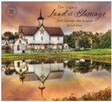 2020 Land of Blessings Wall Calendar