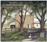 2020 Country Blessings Wall Calendar