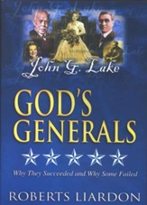 God's Generals, Volume 5: John G. Lake, DVD  - Slightly Imperfect