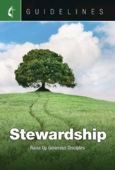 Guidelines for Leading Your Congregation 2017-2020 Stewardship: Raise Up Generous Disciples - eBook
