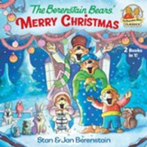 The Berenstain Bears' Merry Christmas. 2-in-1