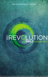 NIV, Revolution Bible, eBook: The Bible for Teen Guys / Special edition - eBook