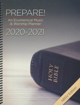 Prepare! 2020-2021: An Ecumenical Music & Worship Planner - NRSV Edition