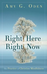 Right Here Right Now - eBook [ePub]: The Practice of Christian Mindfulness - eBook