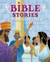 Bible Stories for Courageous Girls - eBook