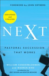 Next: Pastoral Succession That Works, Expanded and Updated