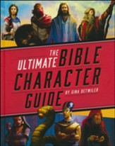 The Ultimate Bible Character Guide - Slightly Imperfect