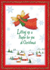 Angel Christmas Christmas Card with Magnet, Set of 18