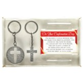 On Your Confirmation Day Keyring Set