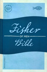 CSB Fisher of Men Bible, Hardcover