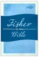 CSB Fisher of Men Bible, Softcover