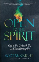 Open to the Spirit: God in Us, God with Us, God Transforming Us - unabridged audiobook on CD