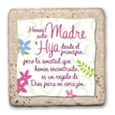 Madre/Hija Sentiment Tile, Mother/Daughter Sentiment Tile