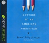 Letters to an American Christian - unabridged audiobook on CD