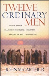 Twelve Ordinary Men - unabridged audiobook on MP3-CD