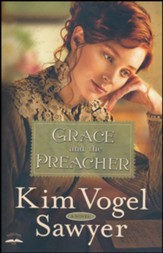 Grace and the Preacher - unabridged audiobook on MP3-CD