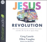 Jesus Revolution: How God Transformed an Unlikely Generation and How He Can Do It Again Today - unabridged audiobook on CD