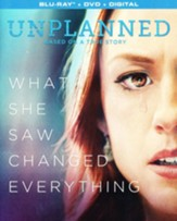 Unplanned: What She Saw Changed Everything, DVD