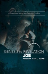Job, Participant Book, E-Book (Genesis to Revelation Series)