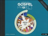 The Gospel Project for Kids: Home Edition Grades K-2 Workbook, Semester 1