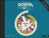 The Gospel Project for Kids: Home Edition Grades 3-5 Workbook, Semester 1