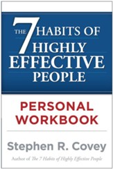 The 7 Habits of Highly Effective People Personal Workbook - eBook