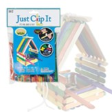 Just Clip It Birdhouse Kit