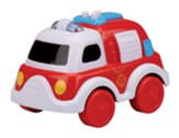Lights and Sounds Rescue Vehicle, Fire Truck