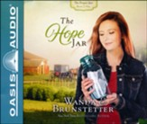 The Hope Jar - unabridged audiobook on CD