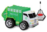 Remote Control Drivers Vehicle, Recycle Truck