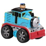 Pull Back Vehicle with Moving Figure, Train