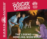 The Legend of the Howling Werewolf - unabridged audiobook on MP3-CD