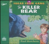 The Killer Bear - unabridged audiobook on CD