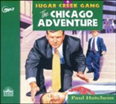 The Chicago Adventure - unabridged audiobook on MP3-CD