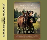 Woman of Courage: Collector's Edition Continues the Story of Little Fawn - unabridged audiobook on CD
