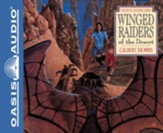 Winged Raiders of the Desert - unabridged audiobook on MP3-CD