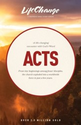 Acts, LifeChange Bible Study