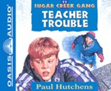 Teacher Trouble - unabridged audiobook on MP3-CD