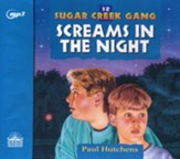 Screams in the Night - unabridged audiobook on MP3-CD