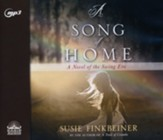 A Song of Home: A Novel of the Swing Era - unabridged audiobook on MP3-CD