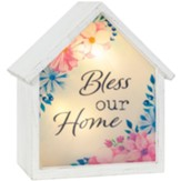 Bless Our Home LED House