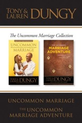 The Uncommon Marriage Collection: Uncommon Marriage / The Uncommon Marriage Adventure - eBook