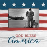 God Bless America, Photo Frame