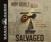Salvaged: Leadership Lessons Pulled from the Junkyard, Unabridged Audiobook on CD