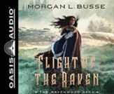 Flight of the Raven, Unabridged Audiobook on CD