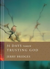 31 Days toward Trusting God - eBook