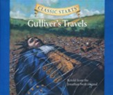 Gulliver's Travels, Unabridged Audiobook on CD