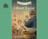 Oliver Twist, Unabridged Audiobook on CD