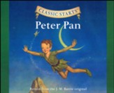 Peter Pan, Unabridged Audiobook on CD
