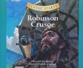 Robinson Crusoe, Unabridged Audiobook on CD